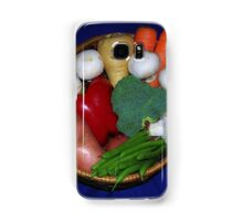 Mixed Vegetables Samsung Galaxy Case/Skin