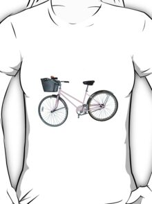 Pink Pedal Challenge 2015 - Support Jo and Ginny - bike only T-Shirt