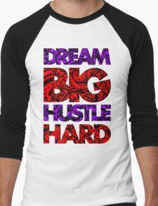 DREAM BIG / HUSTLE HARD [PURPLE/RED] T-Shirt