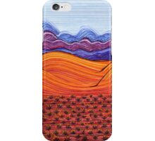 Perfect Pastels - Sunburnt Country iPhone Case/Skin