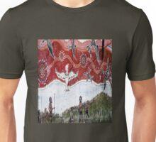 Aboriginal Art.Street Art. 3 Unisex T-Shirt