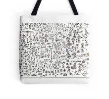 Brainstorming 5-26-2013 - 6-4-2013 Tote Bag