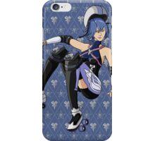 Derby Master Aqua iPhone Case/Skin