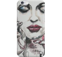 Feeling my Way Through the Darkness iPhone Case/Skin