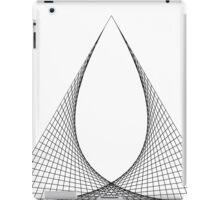 Triangle envelope iPad Case/Skin