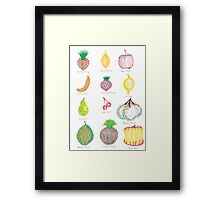 Genetically Modified Food 1 Framed Print