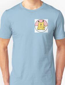 Pokemon - Chubby Pikachu Unisex T-Shirt