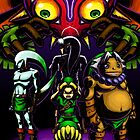 Majora's Mask by RedFlare