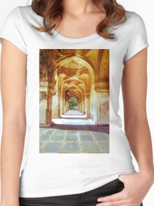 Arch Women's Fitted Scoop T-Shirt