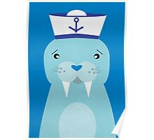 Hello Sailor Poster