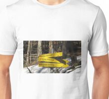 Examination of the Trail Maker Unisex T-Shirt