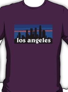 Los Angeles, skyline silhouette T-Shirt