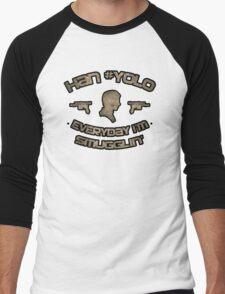 Star Wars Han Men's Baseball ¾ T-Shirt