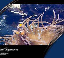 ocean life by arteology