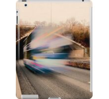 Speedy Bus iPad Case/Skin