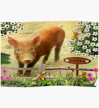 ~ LITTLE PIG, LITTLE PIG ~ Poster