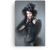 Morrigan Hel  Canvas Print