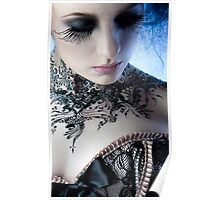 Black Lace - Ulorin Vex Poster