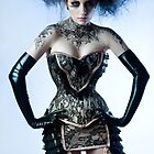 Ulorin Vex - Black Lace by phantomorchid