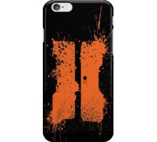 BlackOps 2: Splatter iPhone Case/Skin
