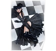 Chessboard - latex Poster