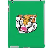 Cartoon Tiger iPad Case/Skin