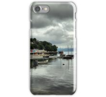 tobermory isle mull iPhone Case/Skin