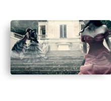 Victorian fantasy - Ladies Day Out Canvas Print