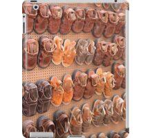 Momma Needs New Sandals iPad Case/Skin