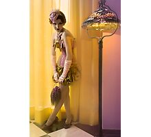 30s Glam V Photographic Print
