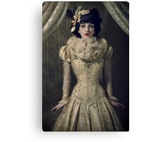 New Year Doll II Canvas Print