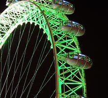 London Eye by duroo