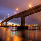 Itchen Bridge by Steve Humby