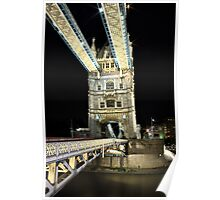 Tower Bridge #3 Poster