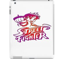Sakura Street Fighter iPad Case/Skin