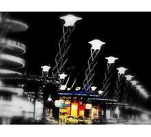 Olympic Lights Photographic Print