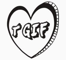 TGIF Heart by PatiDesigns