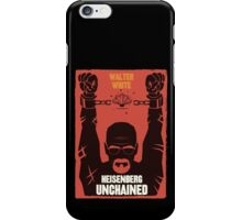 Heisenberg Unchained iPhone Case/Skin
