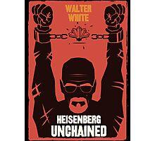 Heisenberg Unchained Photographic Print
