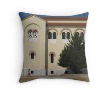 Agios Gerassimas, Kefalonia Throw Pillow