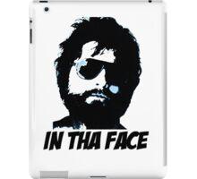 ALAN HANGOVER (IN THA FACE) iPad Case/Skin