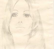Pencil Sketch by Sharon Stevens