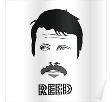 Reed Poster