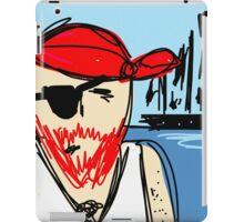 Pirate iPad Case/Skin