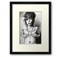 Chris Ingle Framed Print