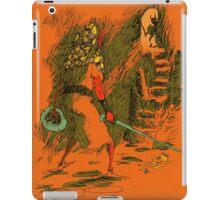 dungeon adventurer iPad Case/Skin