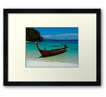 I wish... Framed Print