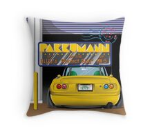 Mazda Miata MX-5 Throw Pillow