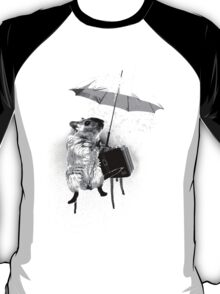 An Ode to Banksy... T-Shirt