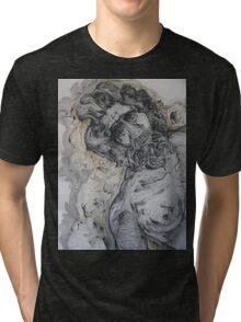 VIEJO AMIGO-copyright protected Tri-blend T-Shirt